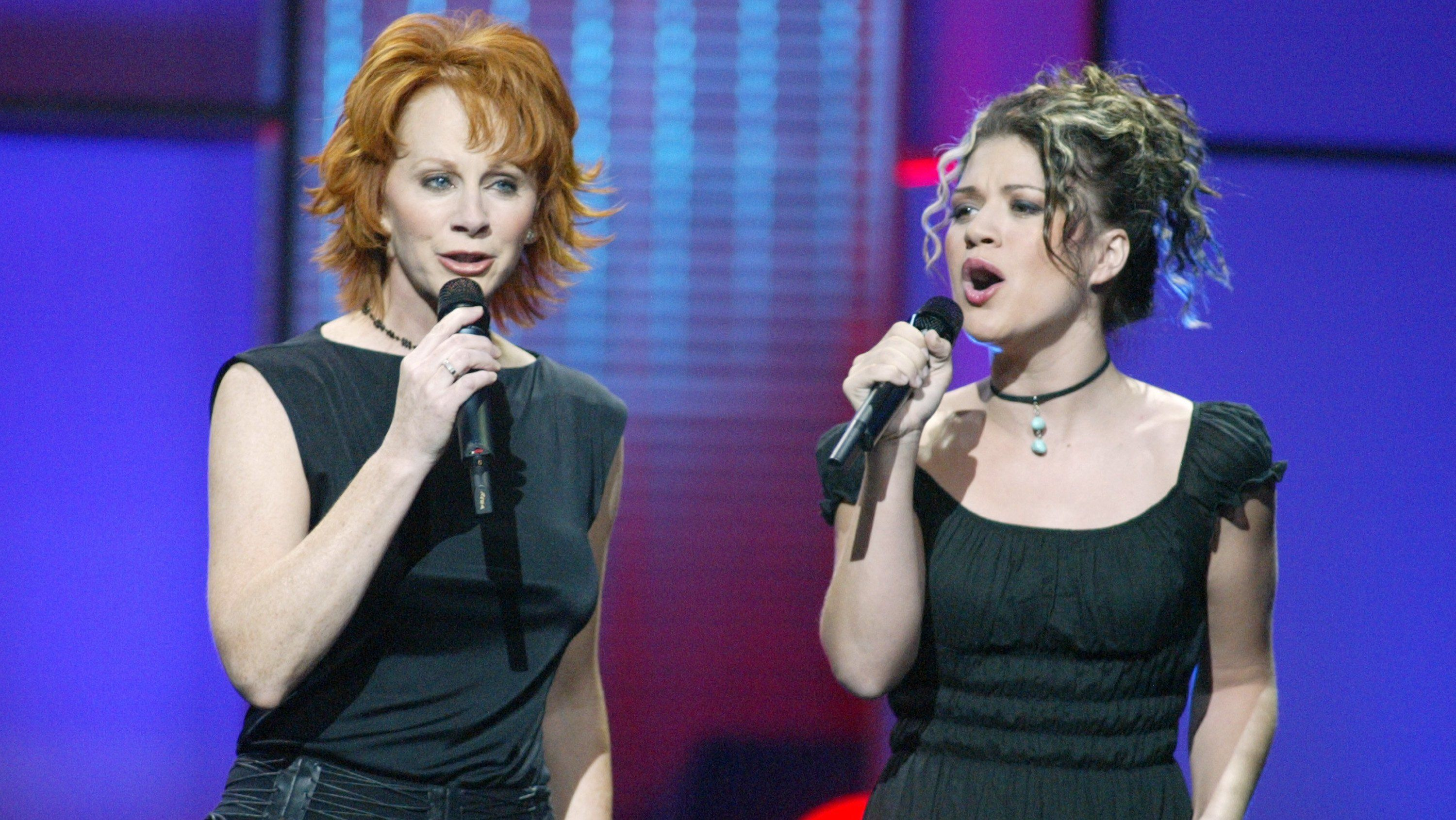 Reba McEntire and Kelly Clarkson Met on 'American Idol' Long Before They Were Related