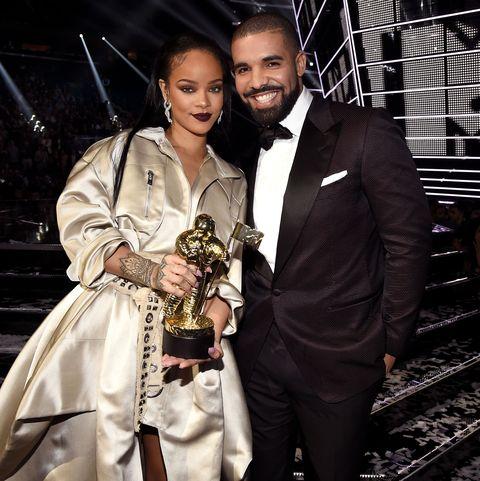 Rihanna Drake birthday