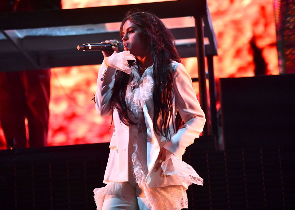 Selena Gomez Did Her First Performance Ever at Coachella With Cardi B Last Night