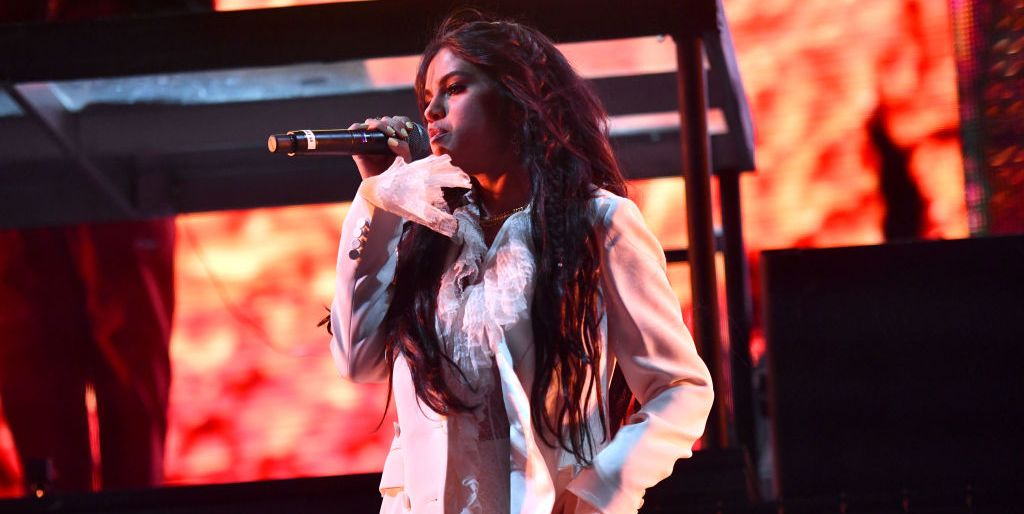 Selena Gomez Did First Performance At Coachella With Cardi B And Dj Snake-4462