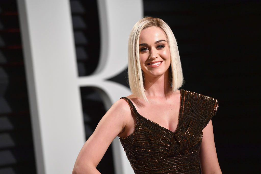 Katy Perry just publicly thanked Orlando's ex for helping clear her acne with this product