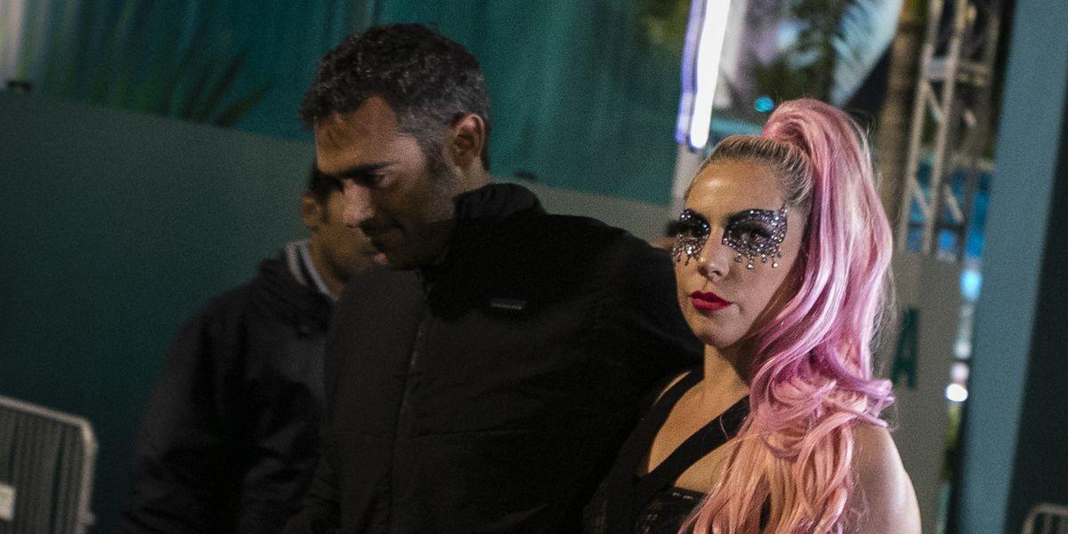 Lady now dating is gaga who Lady Gaga