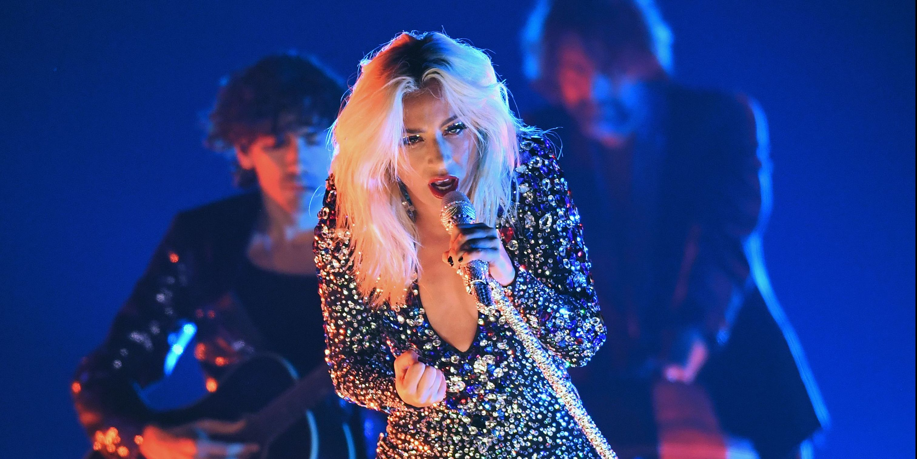 Twitter Doesn't Know How to Feel About Lady Gaga's Grammys Performance