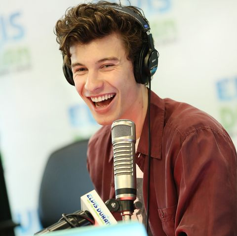 """Shawn Mendes Visits """"Elvis Duran And The Z100 Morning Show"""""""