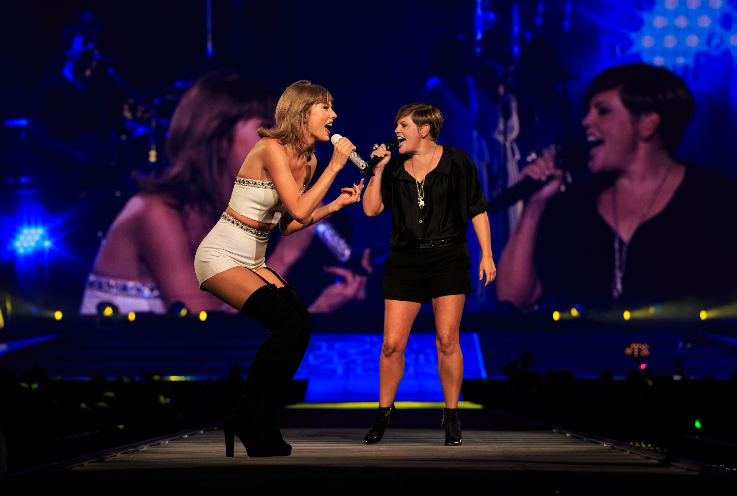 Taylor Swift and the Dixie Chicks Release the Heartbreaking Song 'Soon You'll Get Better'