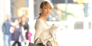 Celebrity Sightings In New York City - September 16, 2014