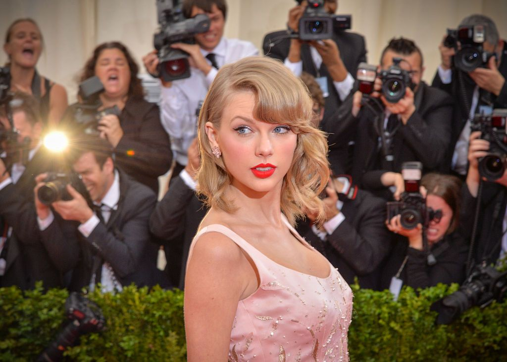 Why Taylor Swift Missed Met Gala 2019 - Taylor Swift Seen in