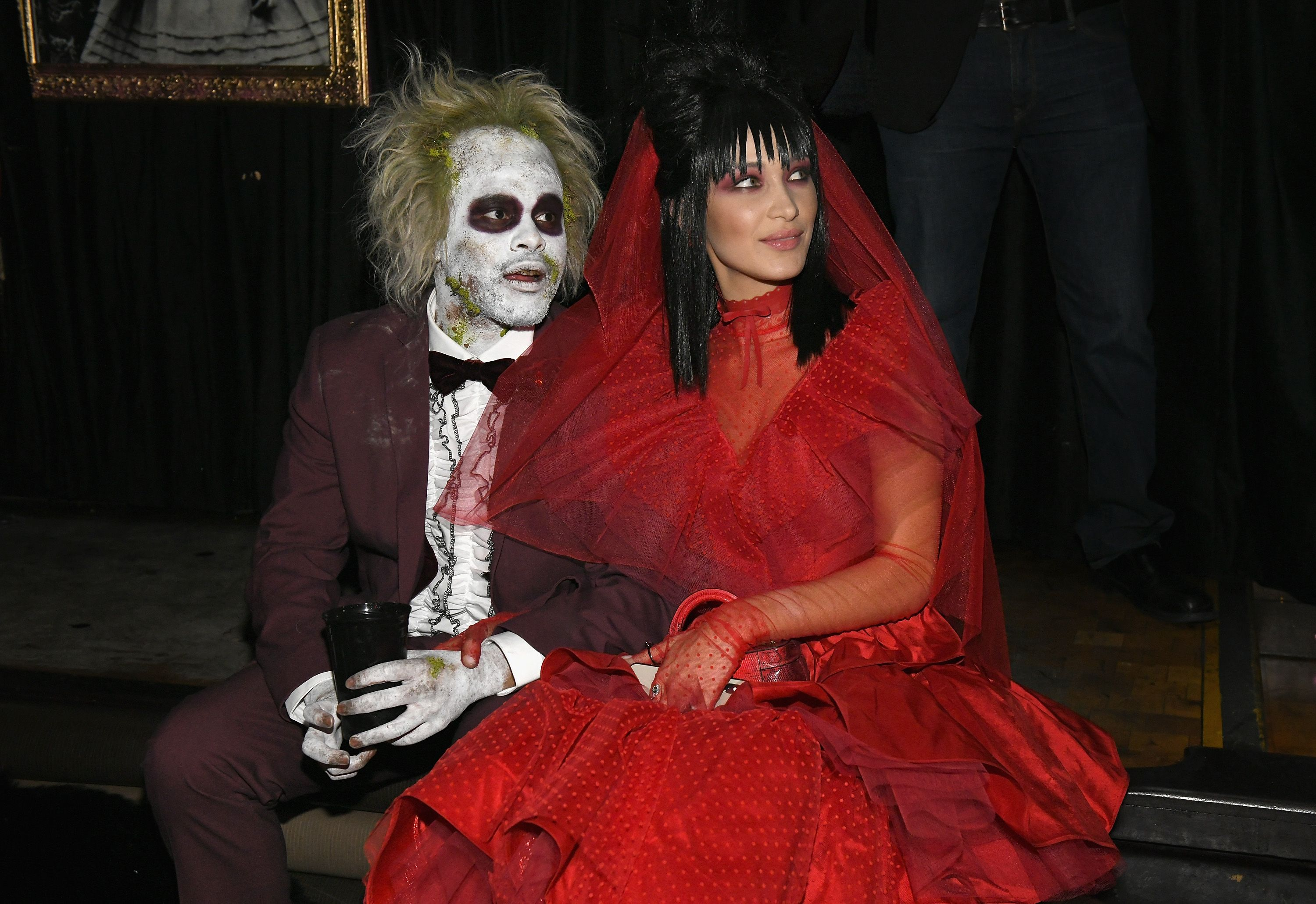 61 Celeb Couples Who Pulled Off the Best Halloween Costumes