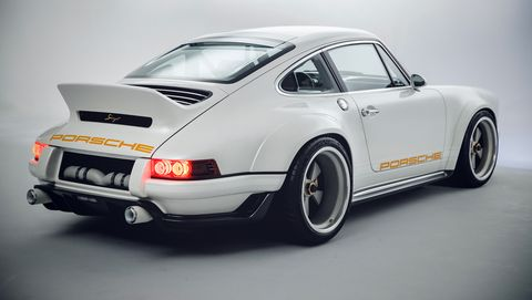 How Singer Reimagines Classic Porsches and Classic Watches