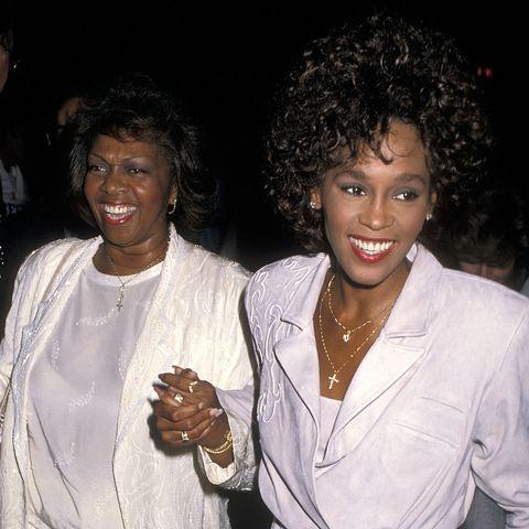Whitney Houston and mother Cissy Houston