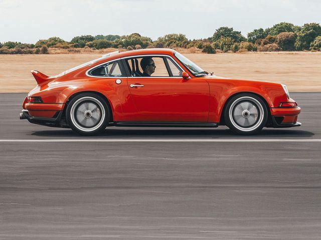 cf56ab4e3da Porsche 911 Reimagined by Singer Vehicle Design Dynamics and ...