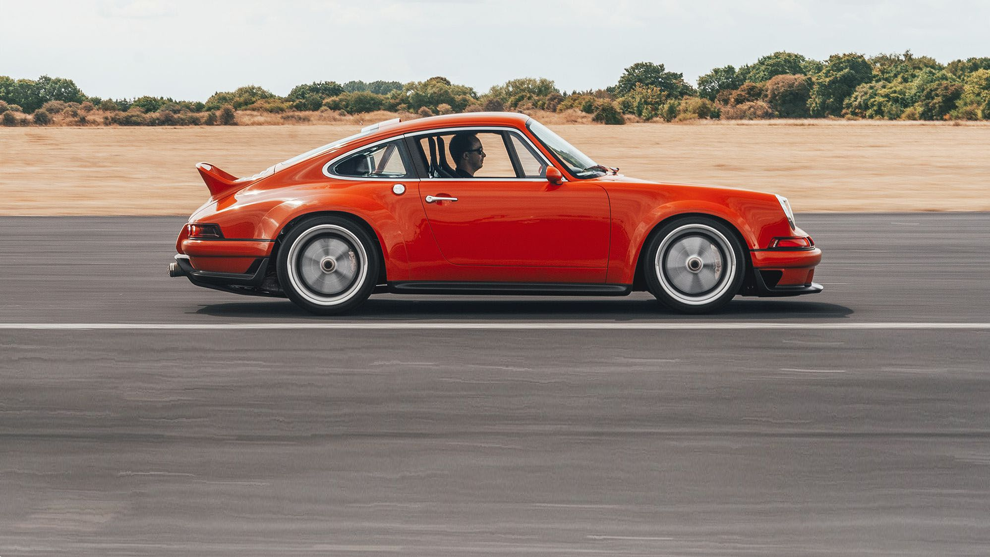 What Makes Singer and Williams's Reimagined 911 So Wild