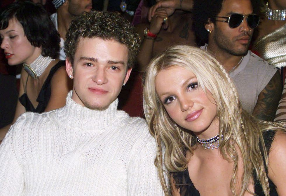 Britney Spears Shouts Out Justin Timberlake Breakup On Instagram