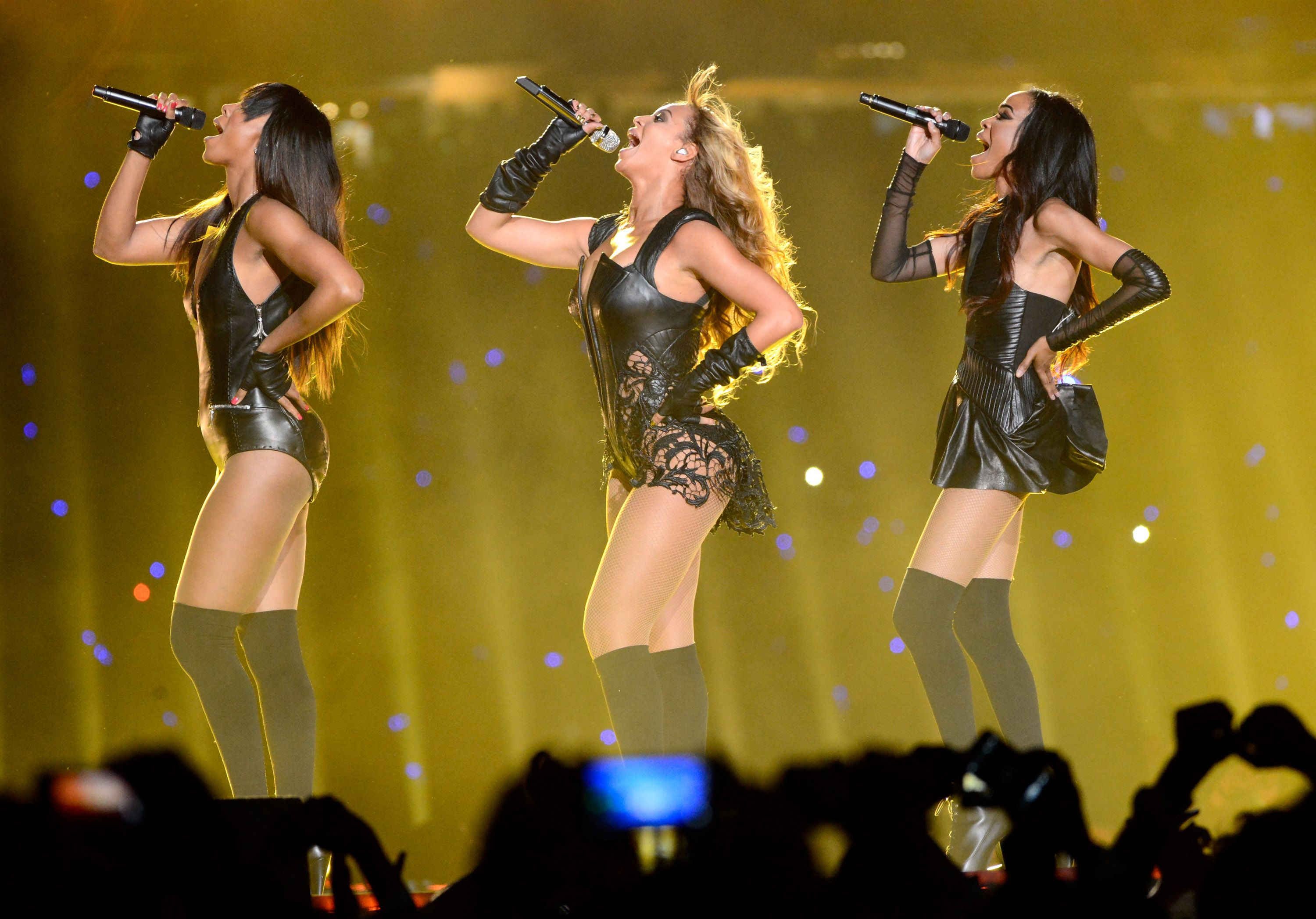Super Bowl XLVII: Bey Brings Down the House (2013)