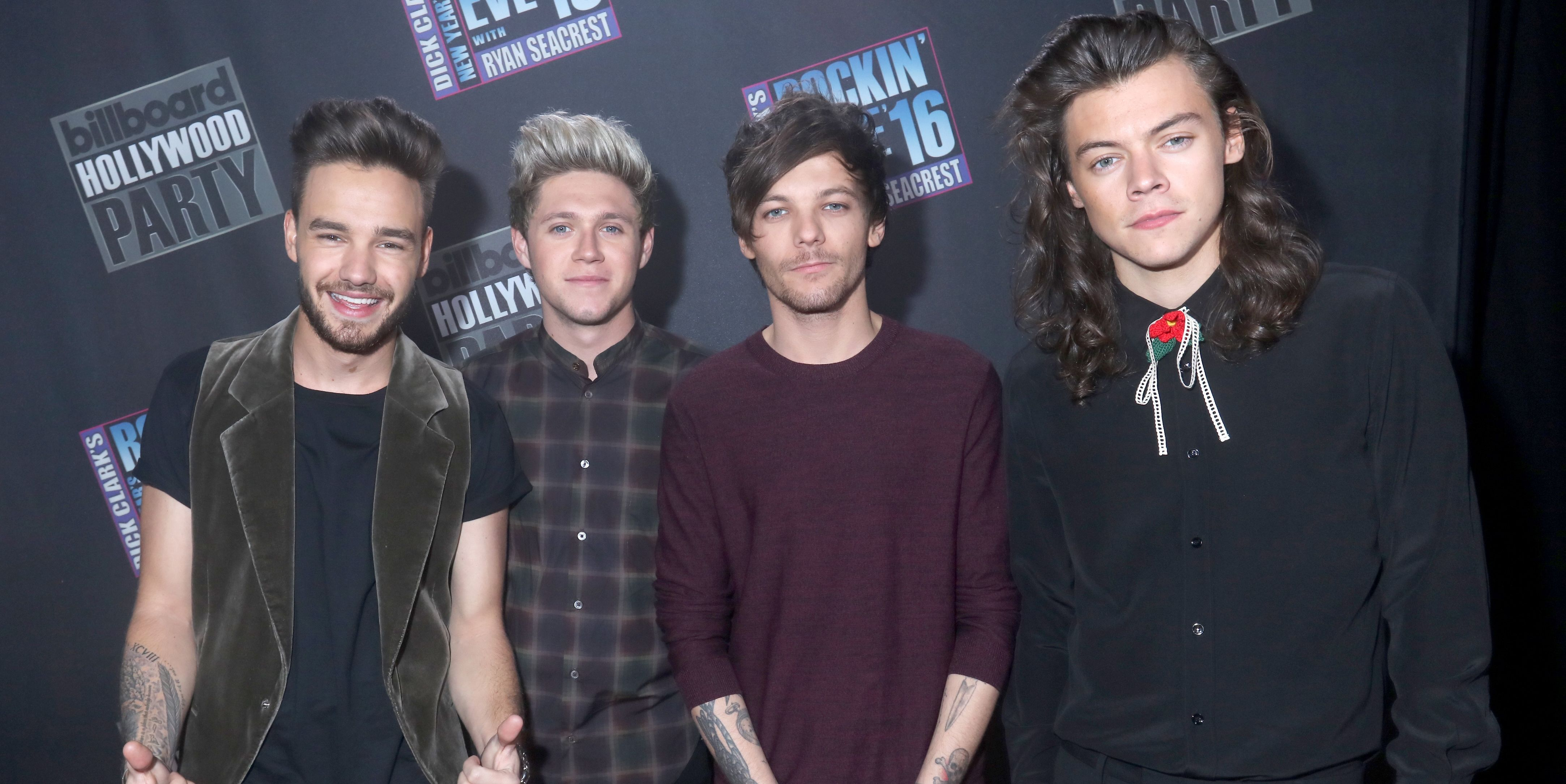 One Direction Might Reunite for the Holidays, But It's Not What You Think