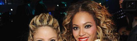 What Beyonce Wore To Shakira S Birthday In Miami