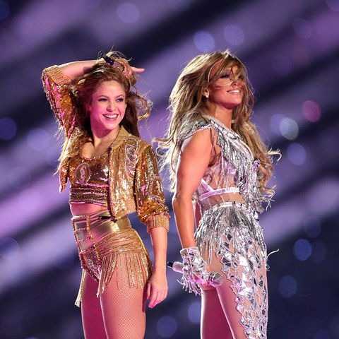 16 Best Tweets About J Lo And Shakira S Super Bowl Performance