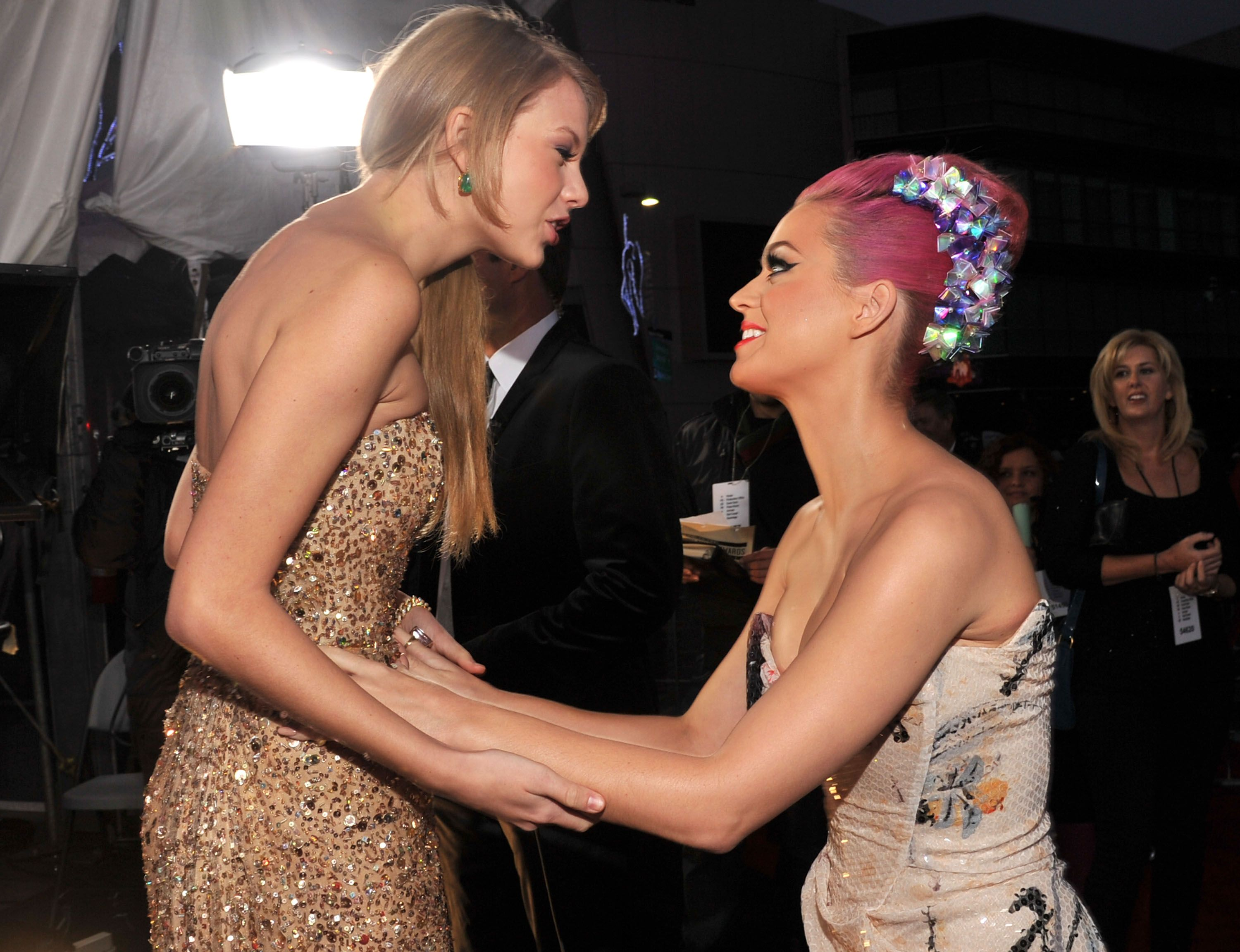 What Katy Perry Says Her Friendship With Taylor Swift Is Like Now