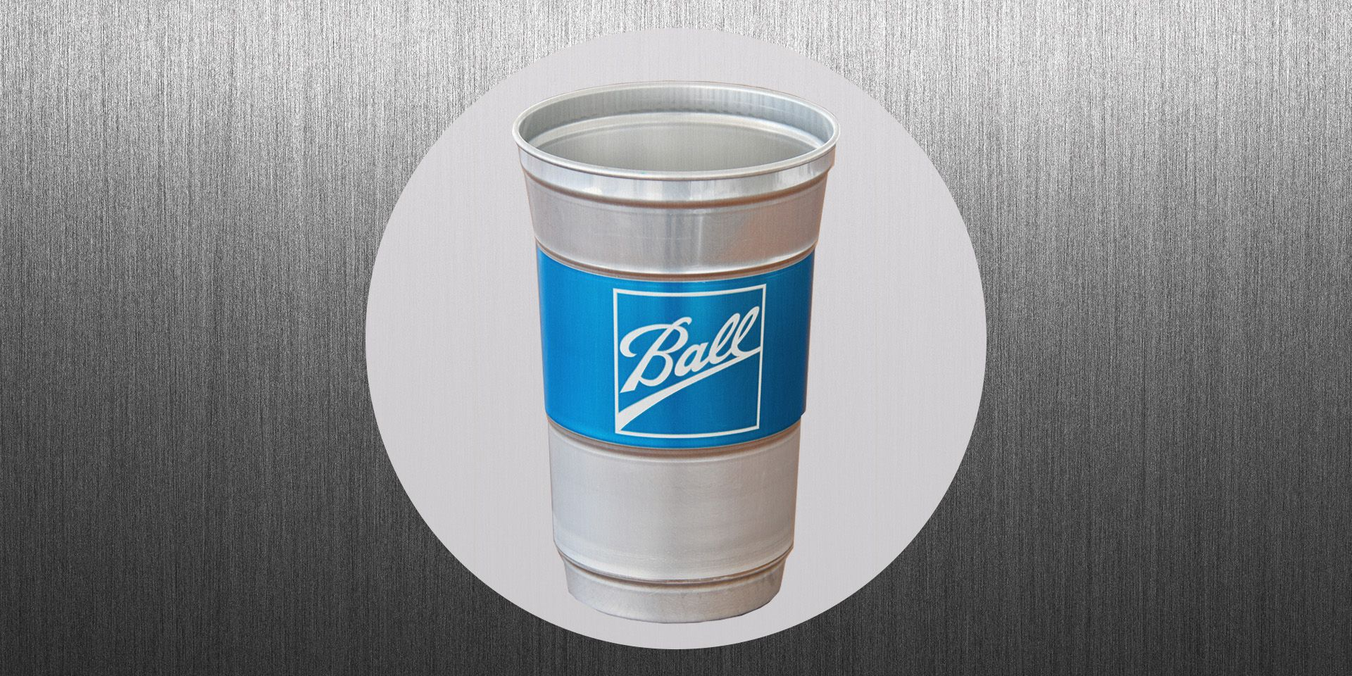 Ball Is Making Aluminum Beer Pong Cups That Are 'Infinitely Recyclable'