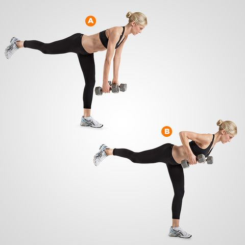 high intensity workout to wake you up