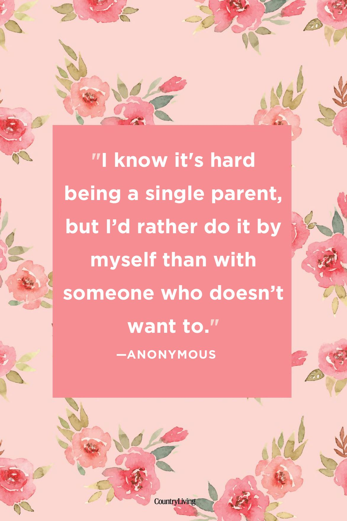 Quotes single mom Rules For