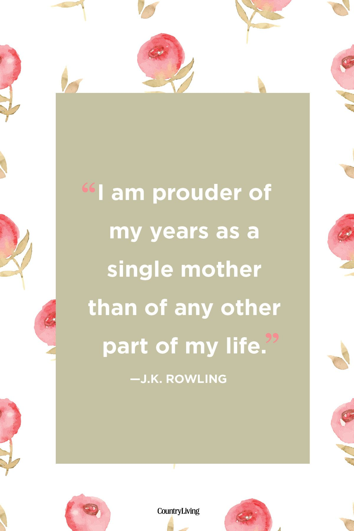 e21a11a57 32 Single Mom Quotes - Being A Single Mother Sayings