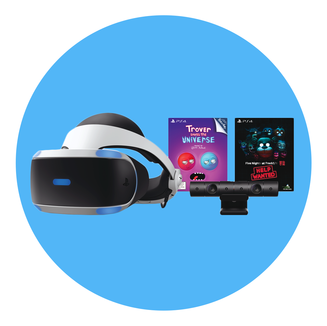 You Can Pre-Order New PlayStation VR Bundles at Walmart