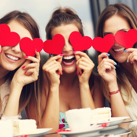 single-on-valentines-day_Galentine's Party