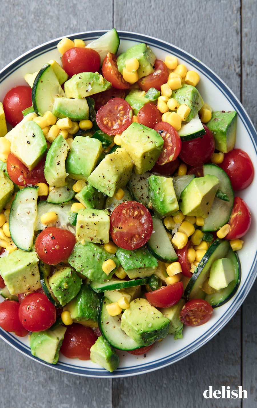 60 Easy Summer Salad Recipes Healthy Salad Ideas For Summer