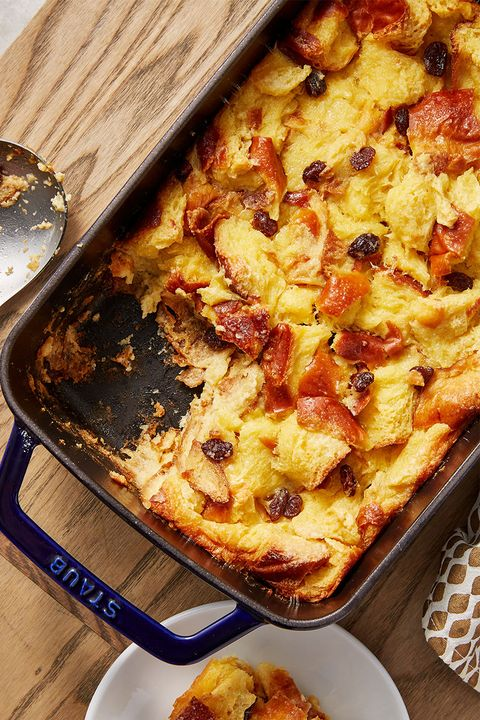 Dish, Food, Cuisine, Strata, Ingredient, Tartiflette, Dessert, Cauliflower cheese, Bread pudding, Produce,