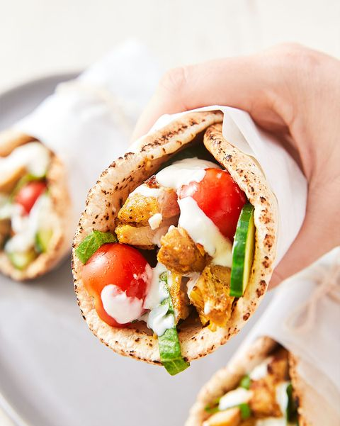 Chicken Shawarma - Delish.com