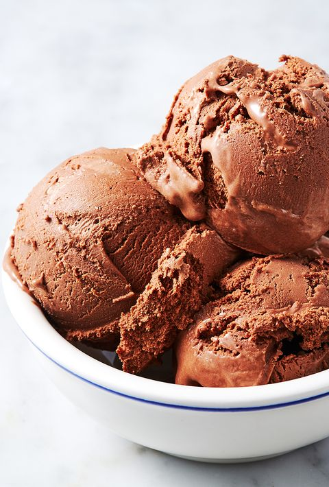 chocolate ice cream   delishcom