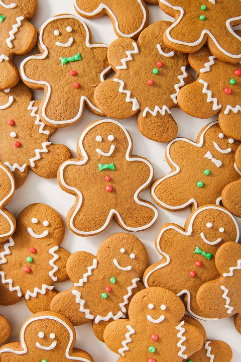 Gingerbread Cookies - Delish.com