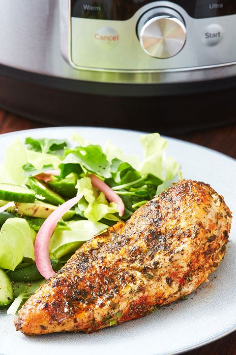 Instant Pot Chicken Breasts - Delish.com