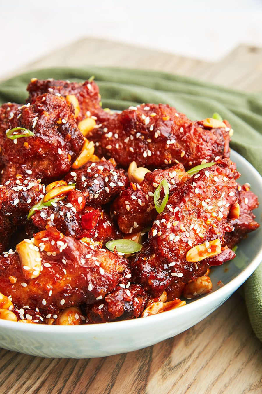 Korean Fried Chicken - Delish.com