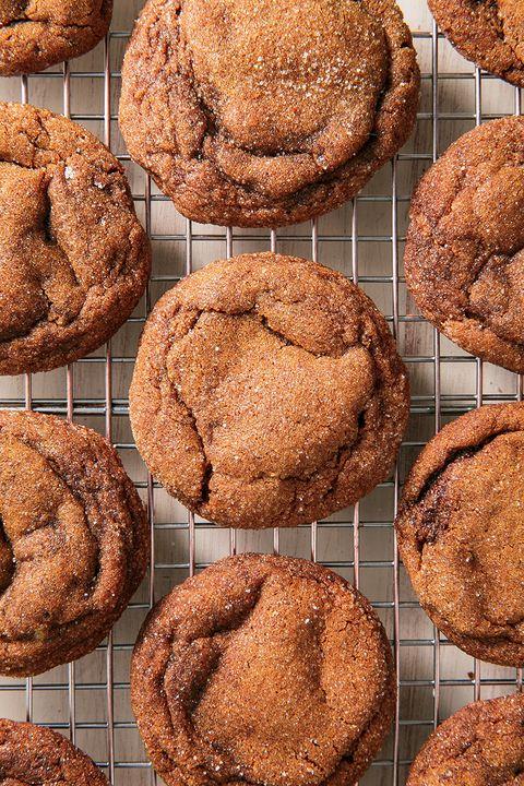 Molasses Cookies - Delish.com