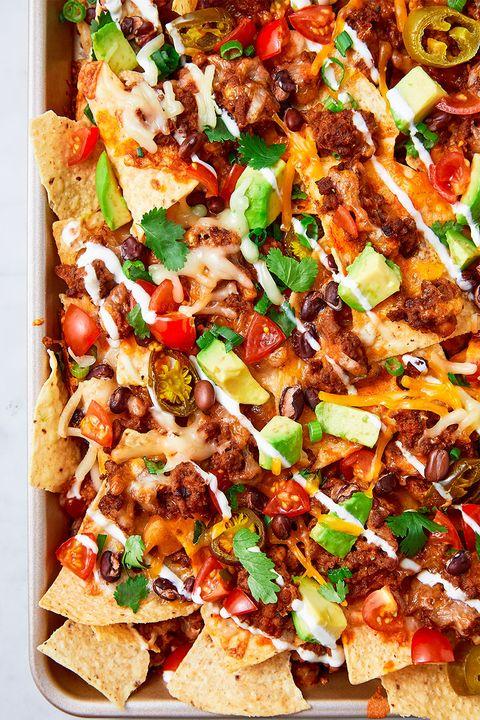 nachos supreme   delishcom