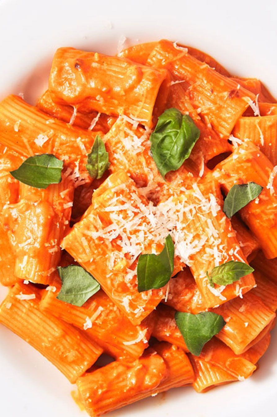 Penne Alla Vodka - Delish.com