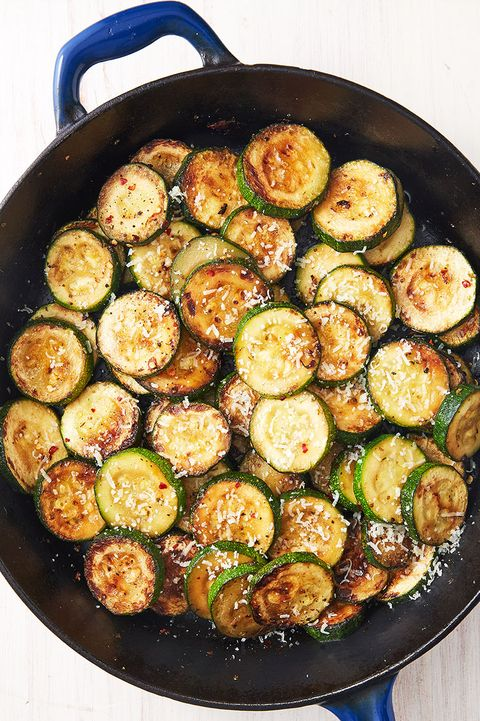 Sautéed Zucchini - Delish.com