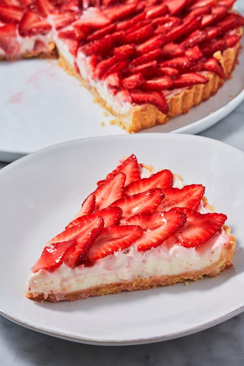 65 Easy Strawberry Desserts Recipes For Fresh Strawberry Sweets