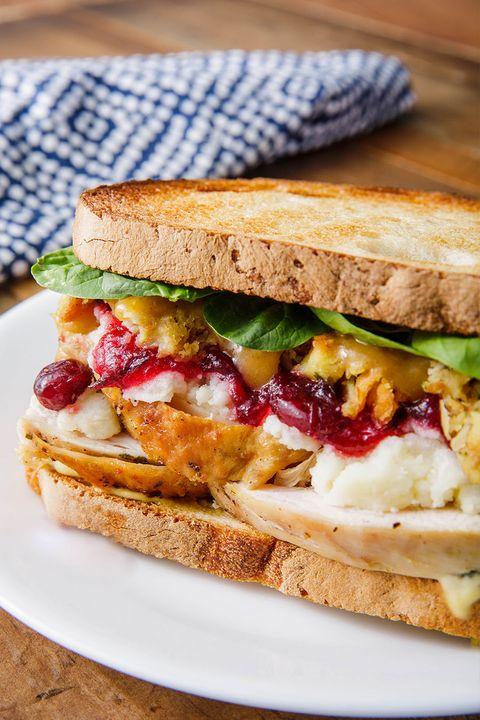Thanksgiving Sandwich - Delish.com