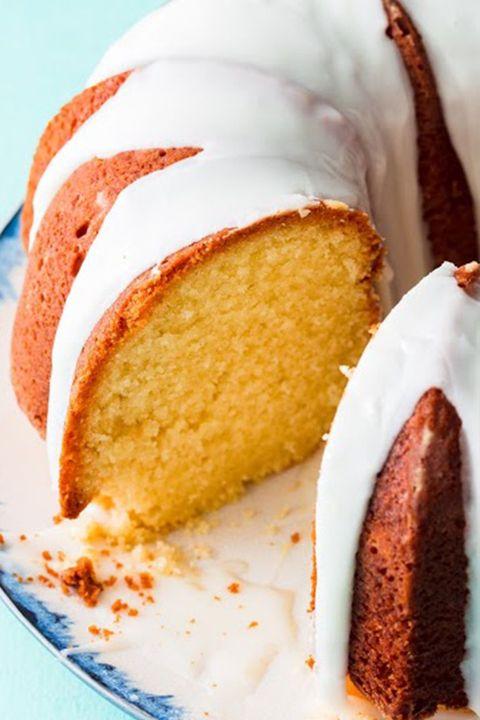 vanilla bundt cake   delishcom