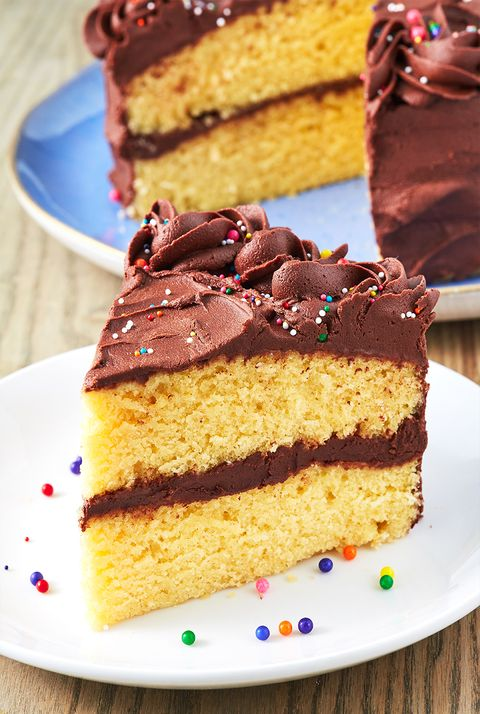 Yellow Cake - Delish.com