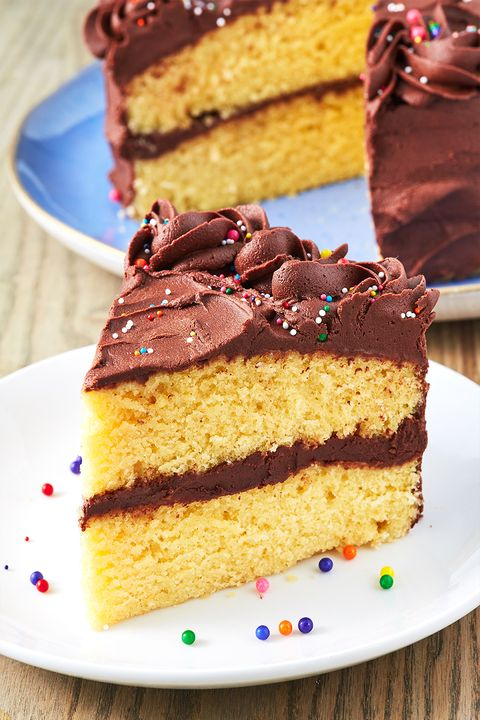 Yellow Cake - Delish.com