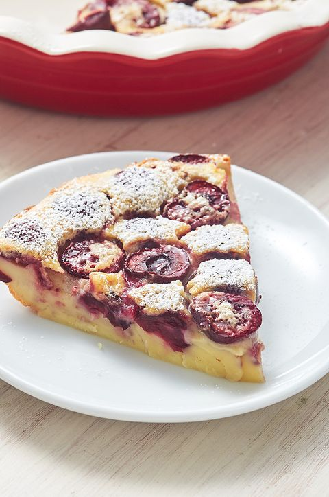 Cherry Clafoutis - Delish.com