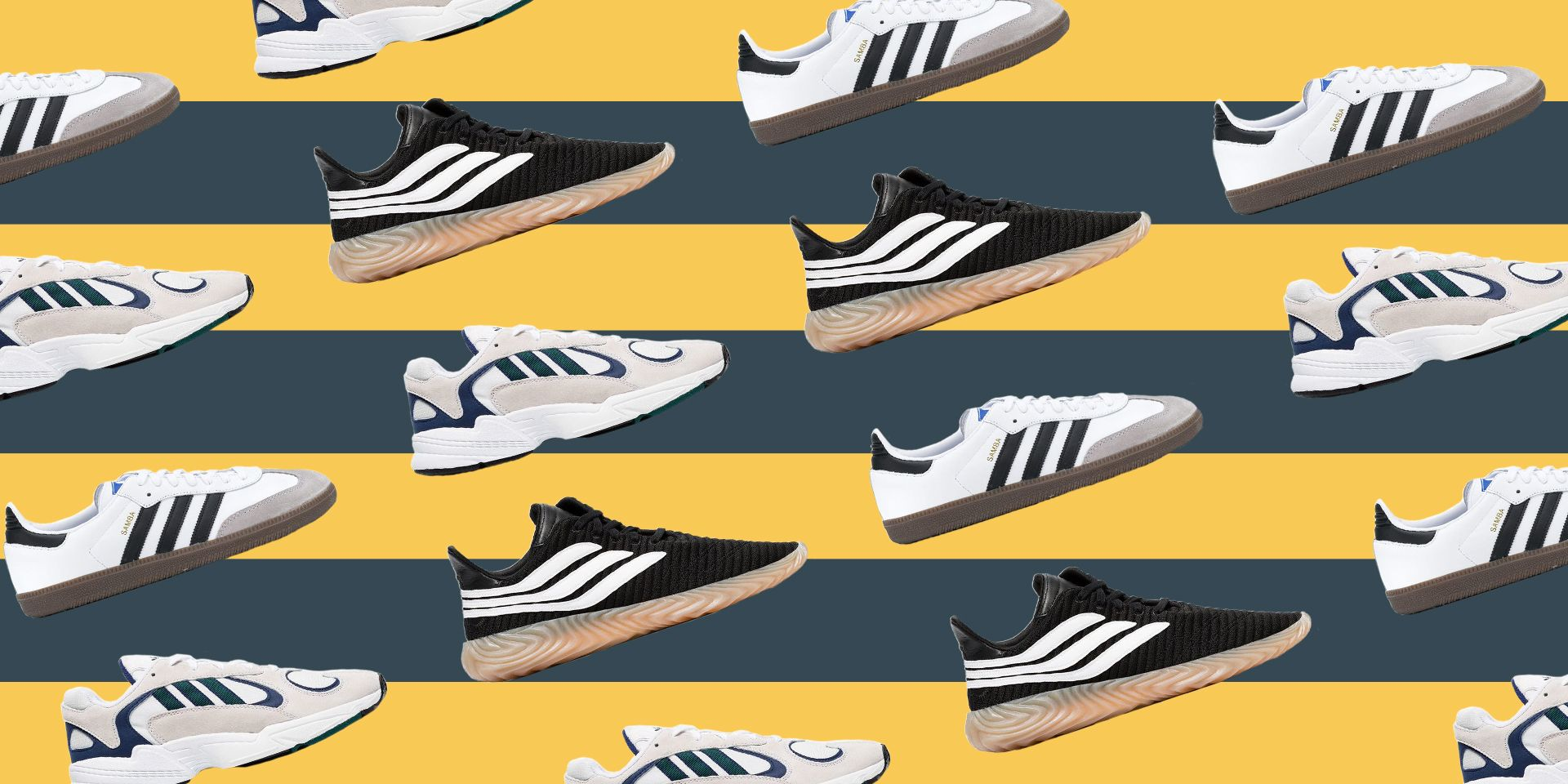 c0f1d7cf8c2635 The Best Adidas Sneakers - Classic Adidas Shoes on Sale Right Now