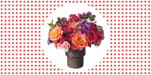 Flower, Bouquet, Cut flowers, Rose, Garden roses, Pink, Plant, Rose family, Floribunda, Floristry,