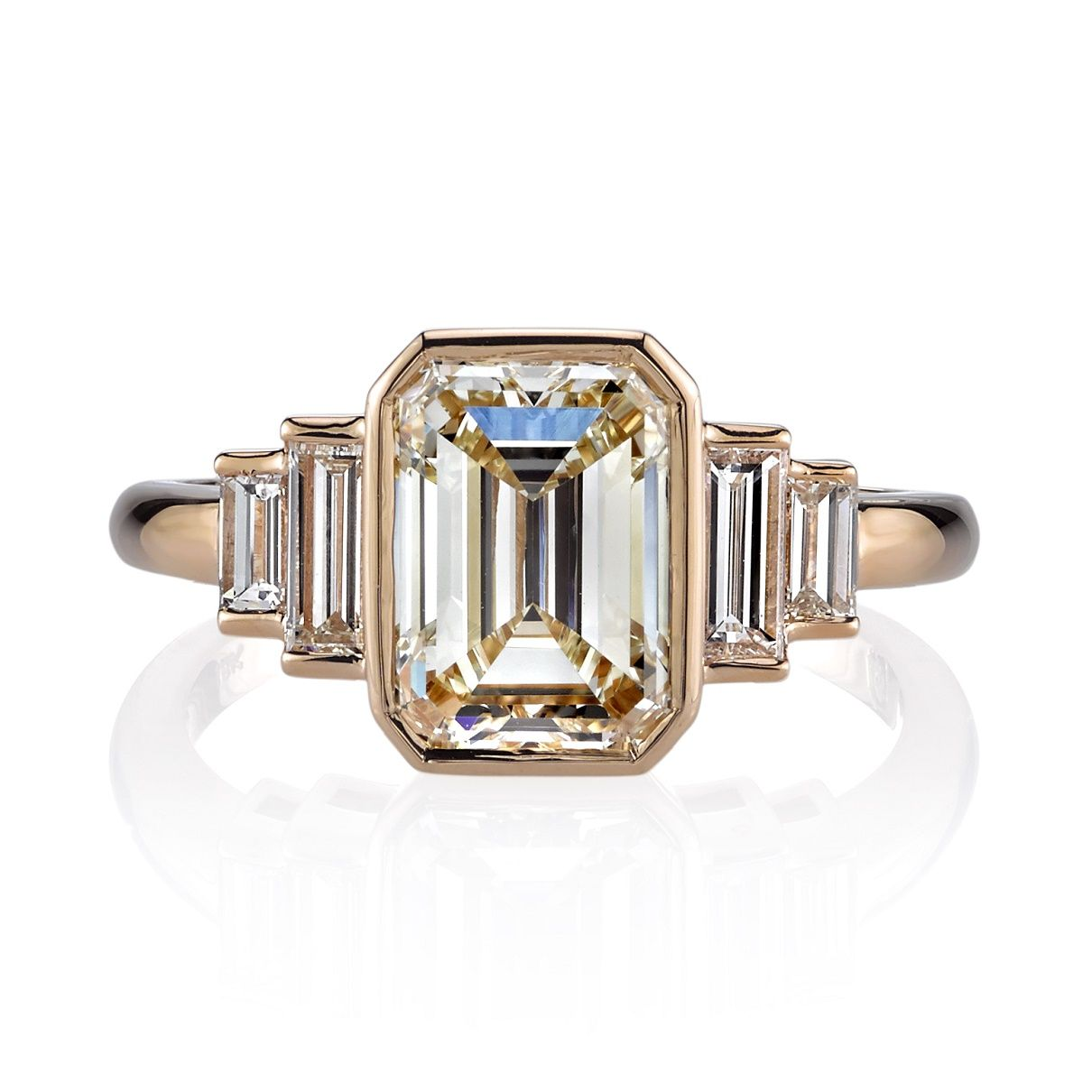 29 Emerald Cut Engagement Rings To Propose With Emerald Cut Engagement Rings