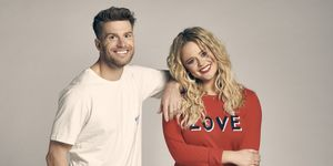 I'm A Celebrity's Joel Dommett gets married – and Love Island's Iain Stirling was the officiator