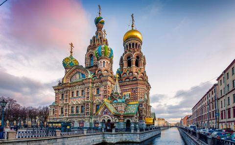Sint-Petersburg